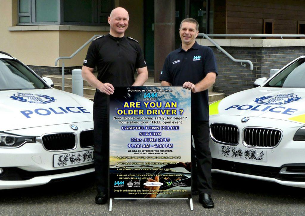 Helping to make older drivers safer