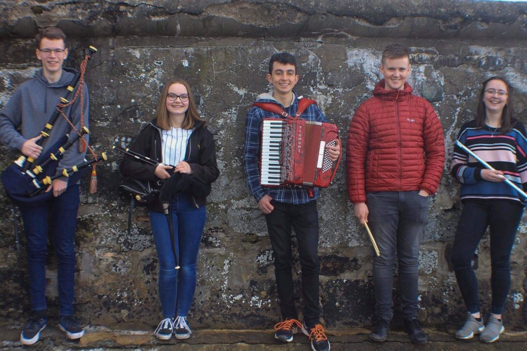 Young musicians kick off summer of music across Argyll