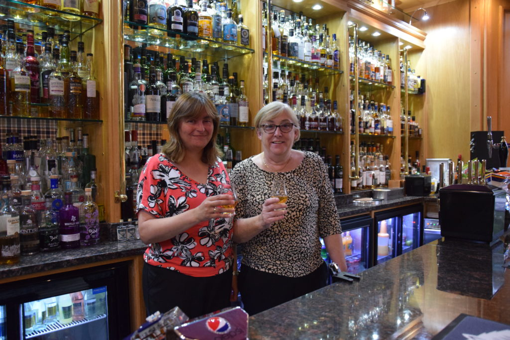 Ardshiel continues to dram up support