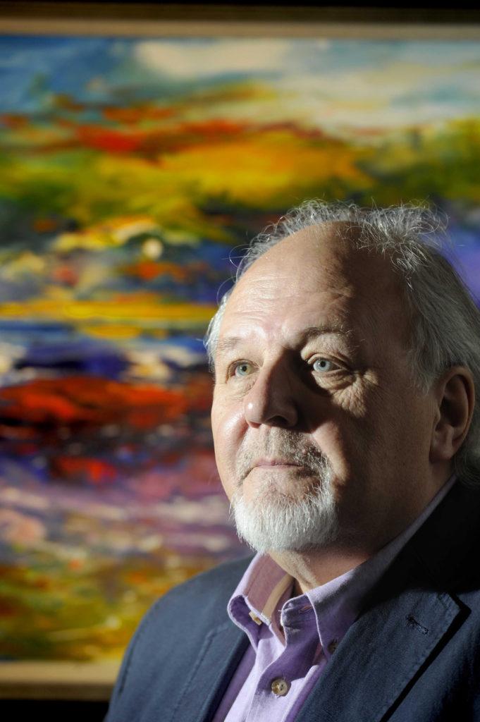 Top artist Jolomo finds inspiration on his doorstep