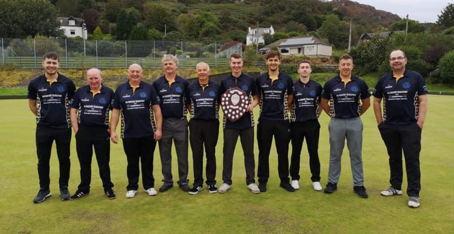 Argyll Bowling Club takes Top Ten title