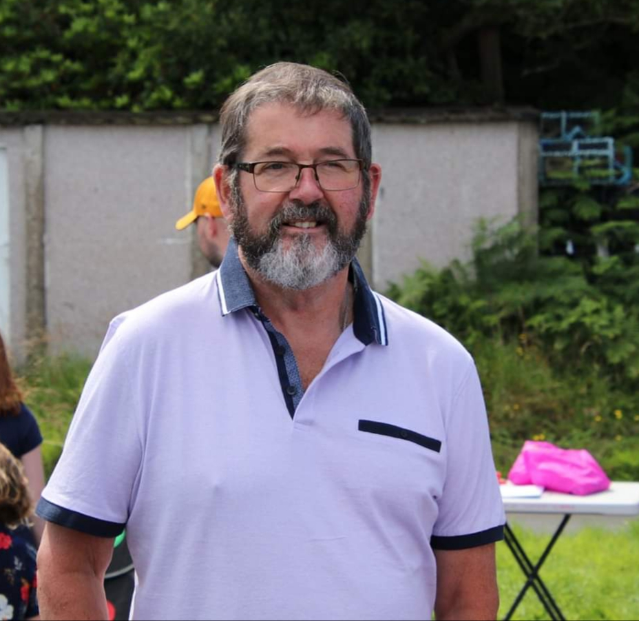 Matthew may be retiring but will still volunteer