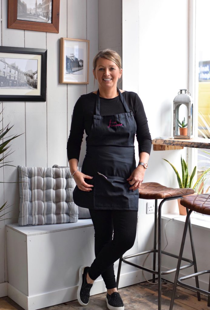 Campbeltown florist gets a taste for the sweet smell of success