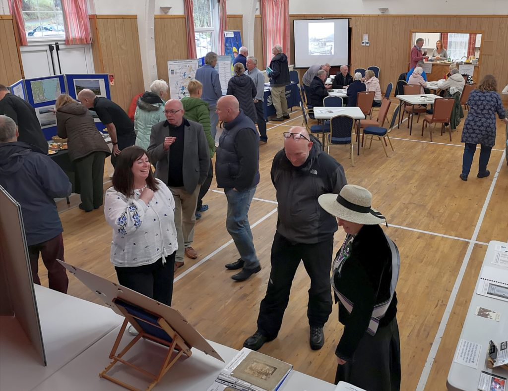 Discussing the future for East Kintyre
