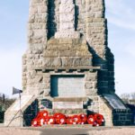 Michael Russell MSP and Patrick Stewart, the Lord-Lieutenant of Argyll and Bute, were among those who laid wreaths at Campbeltown War Memorial.