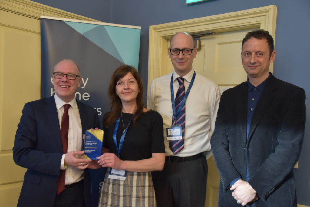 Town tenement restoration scoops national award