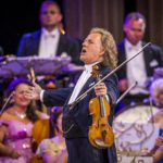 André Rieu, known as the 'King Of Waltz', is celebrating his 70th birthday. Photograph: André Rieu Productions.